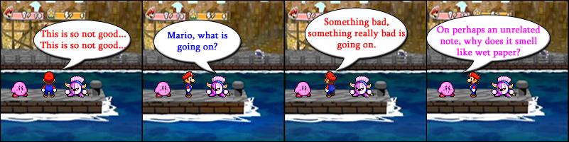 An unimportant question