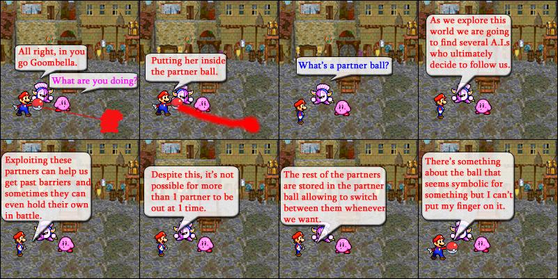 The Partner Ball