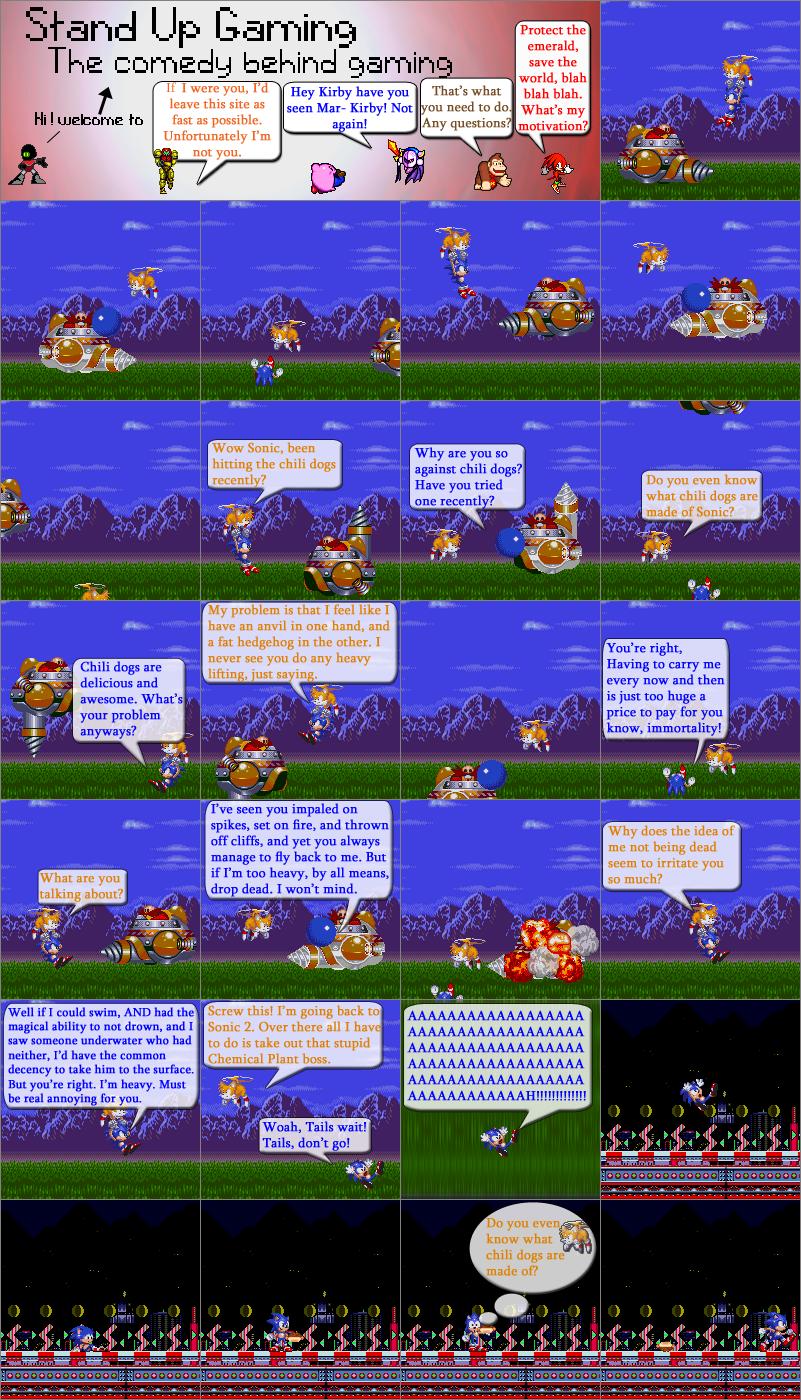 Sonic is Fat